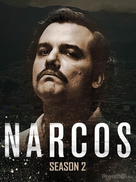 Trùm Ma Túy Phần 2 Narcos Season 2