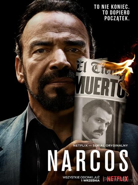 Trùm Ma Túy Phần 3 Narcos Season 3.Diễn Viên: Michael Steger,Juan Pablo Gamboa,Edy Ganem