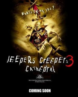 Kẻ Săn Thịt Người 3 - Jeepers Creepers 3