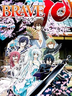 Thập Đại Anh Hùng Brave 10, Brave Ten.Diễn Viên: Kenichi Matsuyama,Kazunari Ninomiya,Takayuki Yamada