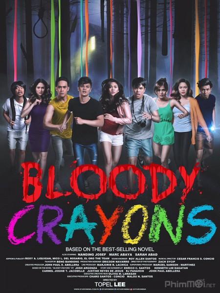 Trò Chơi Đẫm Máu Bloody Crayons.Diễn Viên: Neve Campbell,Courteney Cox,David Arquette