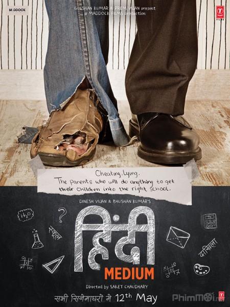 Cuộc Chiến Phụ Huynh Hindi Medium.Diễn Viên: Jacqueline Fernandez,Sunil Shetty,Sidharth Malhotra,Rajit Kapoor,Supriya Pilgaonkar