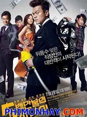 Ông Trùm Triệu Đô A Millionaire On The Run.Diễn Viên: Park Jin Young,Jo Seong Ha,Min Hyo Rin,Jo Hee Bong,Oh Jeong Se,Jang Dae Yoon