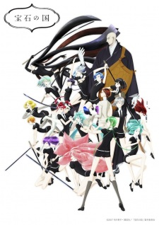 Houseki No Kuni (Tv) Country Of Jewels, Land Of The Lustrous.Diễn Viên: Aragaki Yui,Hoshino Gen,Otani Ryohei,Fujii Takashi
