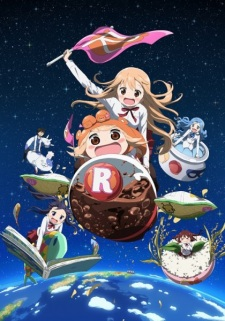 Himouto! Umaru-Chan R My Two-Faced Little Sister 2Nd Season.Diễn Viên: Troian Bellisario,Ashley Benson,Lucy Hale