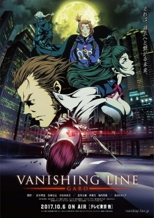 Vanishing Line - Garo: Vanishing Line Việt Sub (2017)
