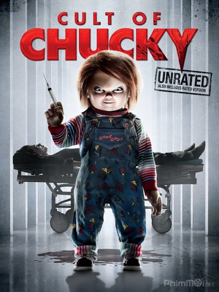 Ma Búp Bê 7: Sự Tôn Sùng Chucky Childs Play 7: Cult Of Chucky.Diễn Viên: Ian Patrick Williams,Carolyn Purdy,Gordon,Carrie Lorraine