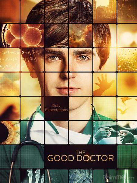 Bác Sĩ Thiên Tài Phần 1 The Good Doctor Season 1.Diễn Viên: Chris Geere,Aya Cash,Desmin Borges