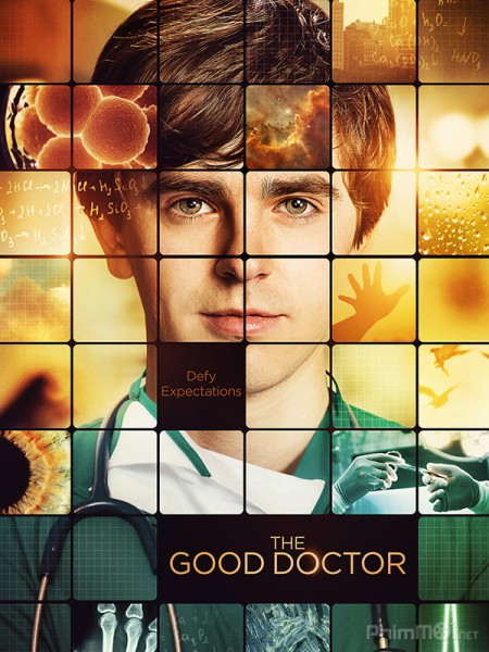Bác Sĩ Thiên Tài Phần 1 The Good Doctor Season 1.Diễn Viên: Susan Sarandon,Jessica Biel,Patrick Stewart