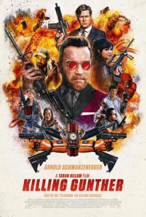 Sát Nhân Gunther Killing Gunther.Diễn Viên: Arnold Schwarzenegger,Cobie Smulders,Hannah Simone
