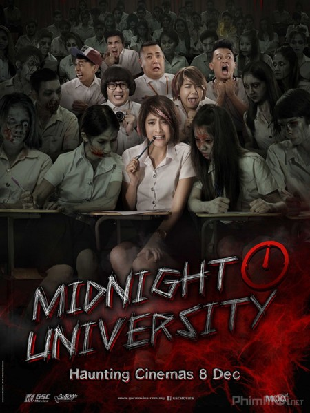Đại Học Ma Midnight University.Diễn Viên: Will Kemp,Brinna Kelly,William Forsythe