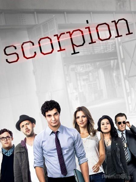 Bọ Cạp Phần 4 Scorpion Season 4.Diễn Viên: Peter Capaldi,Jenna Coleman,Matt Smith