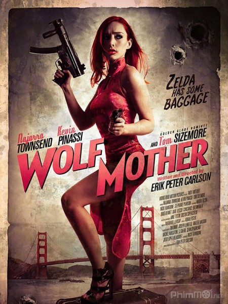 Sói Mẹ Wolf Mother.Diễn Viên: Robin Wright,James Mcavoy,Tom Wilkinson