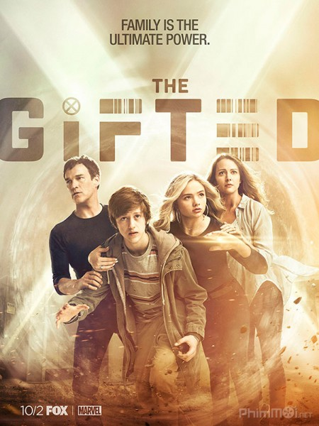 Thiên Bẩm Phần 1 The Gifted Season 1.Diễn Viên: David Gyasi,Chris Wood,Kristen Gutoskie,Claudia Black,George Young