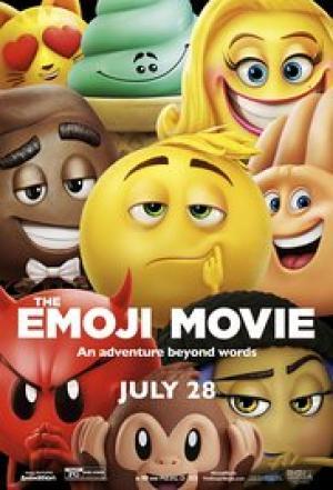Đội Quân Cảm Xúc The Emoji Movie.Diễn Viên: Anna Faris,Tj Miller,James Corden