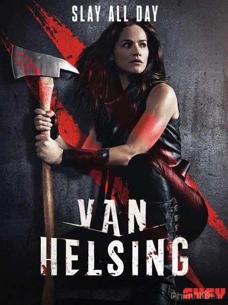 Khắc Tinh Ma Cà Rồng Phần 2 - Van Helsing Season 2