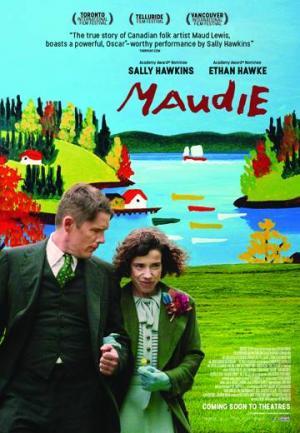 Tình Yêu Của Maudie Maudie.Diễn Viên: Ethan Hawke,Sally Hawkins,Kari Matchett