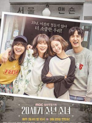 20Th Century Boy And Girl Nam Thanh Nữ Tú Thế Kỷ 20.Diễn Viên: Han Ye Seul,Kang Mi Na,Kim Ji Suk,Kim In Sung