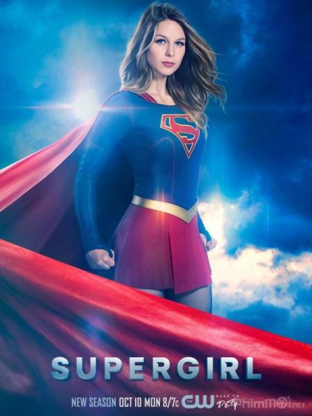 Nữ Siêu Nhân Phần 3 Supergirl Season 3.Diễn Viên: Craig Anton,Andrew Astor,Charisse Baker