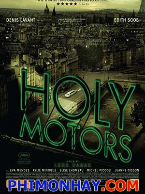 Phân Thân Holy Motors.Diễn Viên: Denis Lavant,Edith Scob And Eva Mendes
