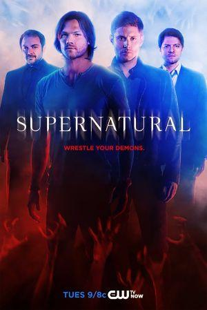 Siêu Nhiên Phần 13 Supernatural Season 13.Diễn Viên: Jensen Ackles,Jared Padalecki