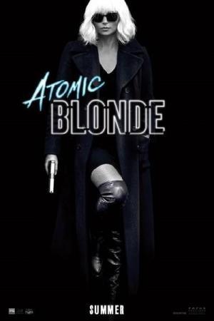 Điệp Viên Báo Thù Atomic Blonde.Diễn Viên: James Mcavoy,Sofia Boutella,John Goodman,Charlize Theron