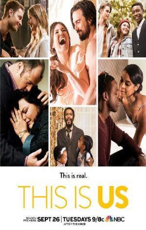 Chính Chúng Tôi Phần 2 This Is Us Season 2.Diễn Viên: Milo Ventimiglia,Mandy Moore,Sterling K Brown,Chrissy Metz