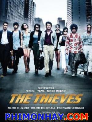 Đội Quân Siêu Trộm - The Thieves Thuyết Minh (2012)