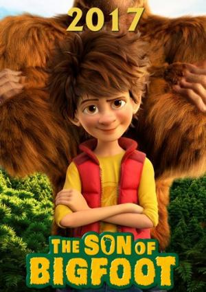 Bố Tớ Là Chân To The Son Of Bigfoot.Diễn Viên: Joe Thomas,Cal Brunker,Joey Camen