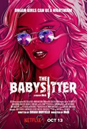 Cô Giữ Trẻ Sát Nhân The Babysitter.Diễn Viên: Emily Alyn Lind,Bella Thorne,Robbie Amell,Judah Lewis