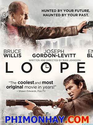 Sát Thủ Xuyên Không Looper.Diễn Viên: Joseph Gordon,Levitt,Bruce Willis And Emily Blunt