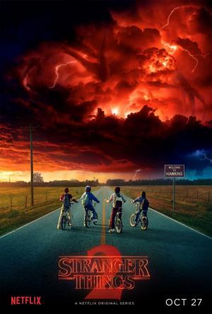 Cậu Bé Mất Tích Phần 2 Stranger Things Season 2.Diễn Viên: David Harbour,Winona Ryder,Finn Wolfhard,Millie Bobby Brown