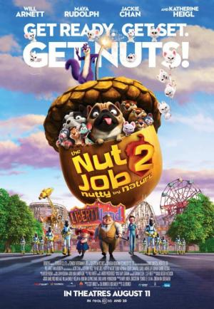 Phi Vụ Hạt Dẻ 2: Công Viên Đại Chiến - The Nut Job 2: Nutty By Nature Thuyết Minh (2017)