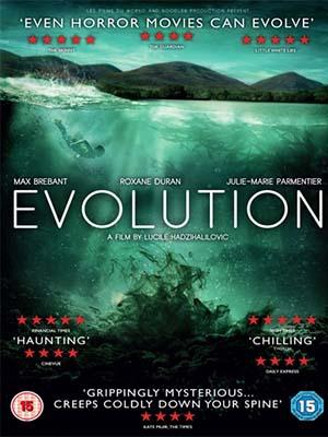 Tiến Hóa Evolution.Diễn Viên: Max Brebant,Roxane Duran,Julie,Marie Parmentier