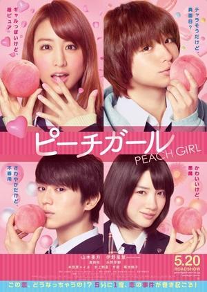 Cô Gái Mật Đào Peach Girl: Pichi Garu.Diễn Viên: Mizuki Yamamoto,Maeda Makkenyu