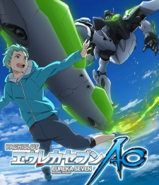 Eureka Seven Ao Final Episode One More Time - Lord Dont Slow Me Down