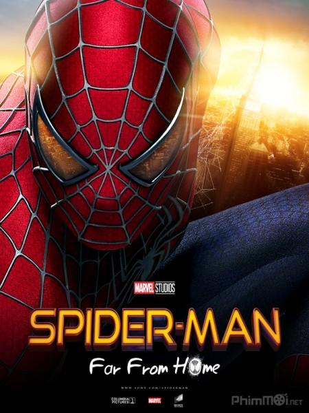 Người Nhện: Xa Nhà Spider-Man: Far From Home.Diễn Viên: Noah Taylor,Taissa Farmiga,Mark Strong