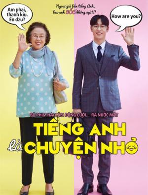 Tiếng Anh Là Chuyện Nhỏ I Can Speak.Diễn Viên: Lee Je,Hoon,Na Mun,Hee