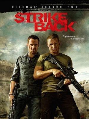 Phản Đòn Phần 6 - Strike Back Season 6