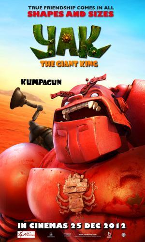 Vua Khổng Lồ Yak.Diễn Viên: Gina Briganti,Bawriboon Chanreuang,Nathan Barnatt