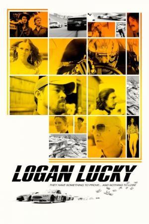 Vụ Cướp May Rủi Logan Lucky.Diễn Viên: Channing Tatum,Jim Oheir,Rebecca Koon,Katie Holmes