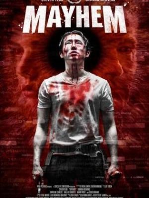 Vi Rút Cuồng Loạn Mayhem.Diễn Viên: Steven Yeun,Steven Brand,Samara Weaving