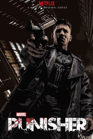 Kẻ Trừng Phạt The Punisher.Diễn Viên: Jon Bernthal,Ben Barnes,Ebon Moss,Bachrach