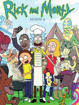 Rick And Morty Phần 2 - Rick & Morty Season 2 Việt Sub (2015)