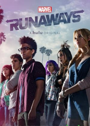 Biệt Đội Runaways Marvels Runaways.Diễn Viên: Virginia Gardner,Gregg Sulkin,Ariela Barer,Ric Sarabia