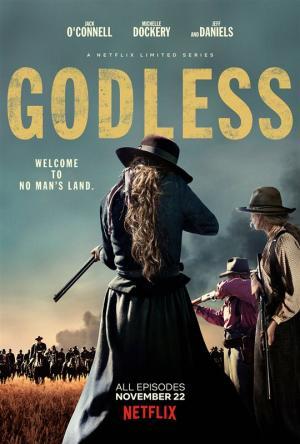 Viễn Tây Đẫm Máu Godless.Diễn Viên: Samuel Marty,Rio Alexander