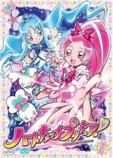 Chiến Binh Kết Nối Trái Tim Heartcatch Precure! Heartcatch Pretty Cure!.Diễn Viên: Thủy Thủ Mặt Trăng