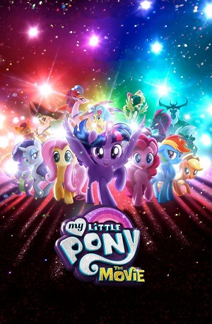 Leaked! My Little Pony Movie 5.Diễn Viên: Cody Cameron,Mandy Freund,Zachary Gordon