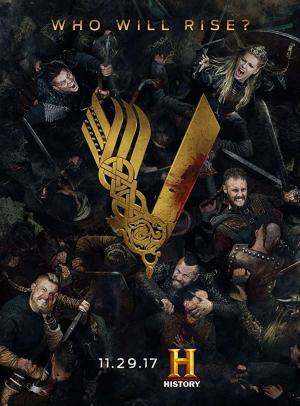 Huyền Thoại Vikings Phần 5 Vikings Season 5.Diễn Viên: Clive Standen,Katheryn Winnick,Alexander Ludwig