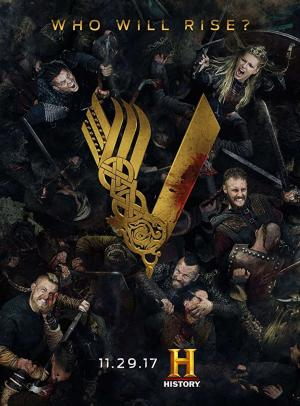 Huyền Thoại Vikings Phần 5 - Vikings Season 5